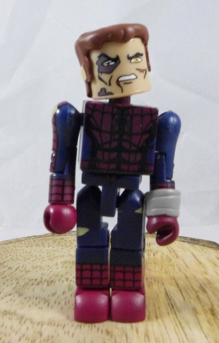 Riot Attack Spider-Man Loose Minimate (Marvel Wave 12)