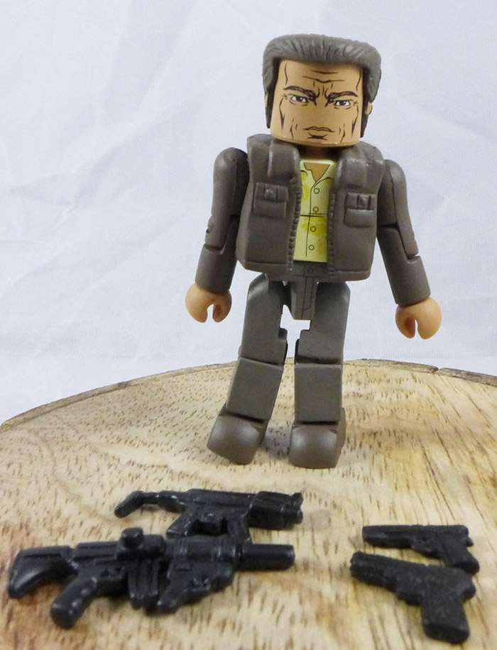 Trent Mauser Loose Minimate (TRU Expendables Box Set)