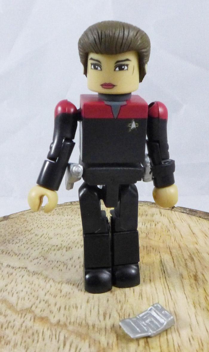 Captain Janeway Loose Minimate (Star Trek Legacy TRU Wave 1)