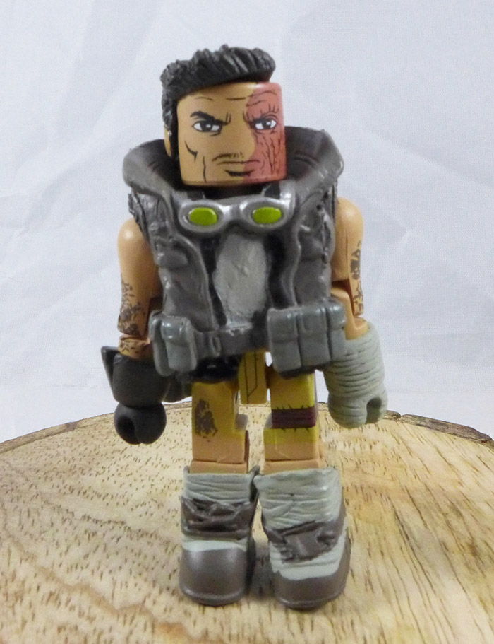 Tomb Raider Scavenger Scout Partial Loose Minimate (Tomb Raider Wave 1)