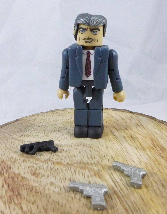 James Munroe Loose Minimate (TRU Expendables Box Set)