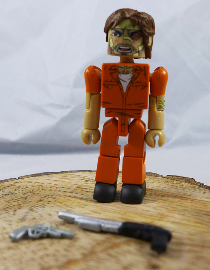 Prison Rick Grimes Loose Minimate (Walking Dead Box Set 1)
