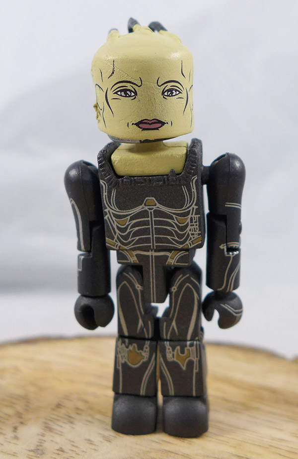 Borg Queen Loose Minimate (Star Trek Legacy TRU Wave 1)