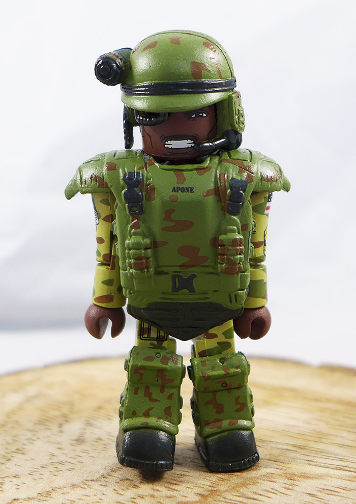 Sgt. Apone Partial Loose Minimate (Aliens TRU Series 2)