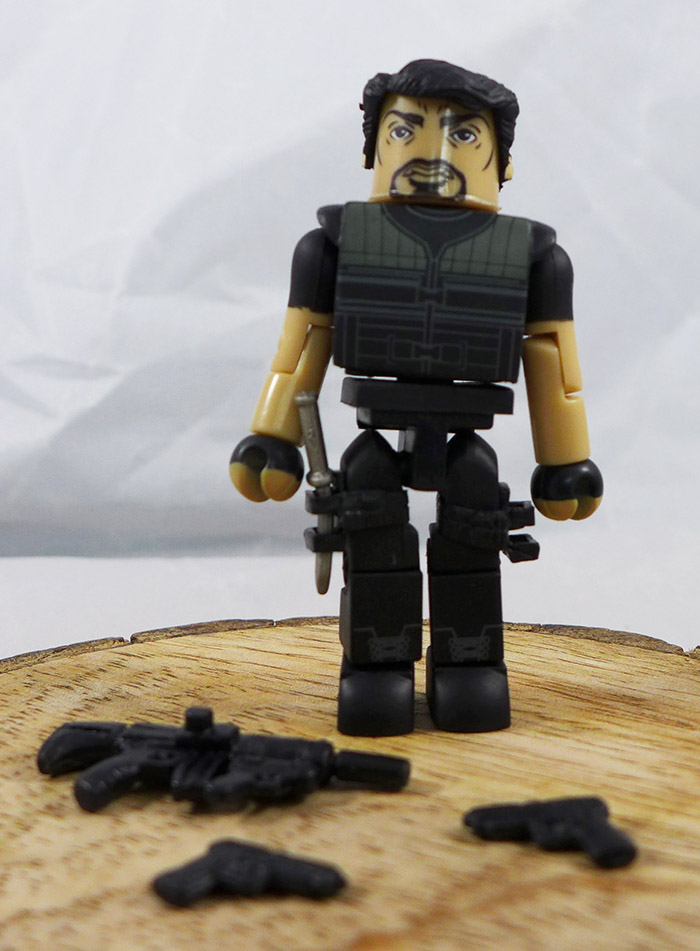 Barney Ross Loose Minimate (TRU Expendables Box Set)