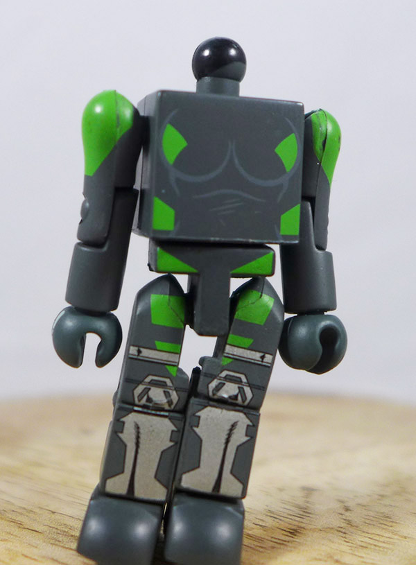 Legacy Partial Loose Minimate (Marvel Age of X Box Set)