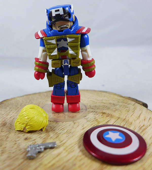 Fighting Chance Captain America Loose Minimate (Marvel Wave 54)