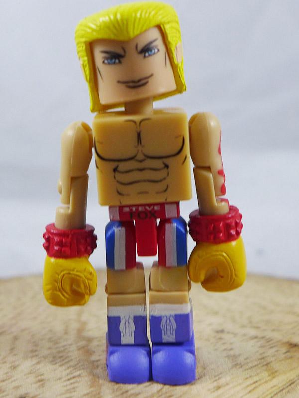 Steve Loose Minimate (Street Fighter vs. Tekken Series 1)