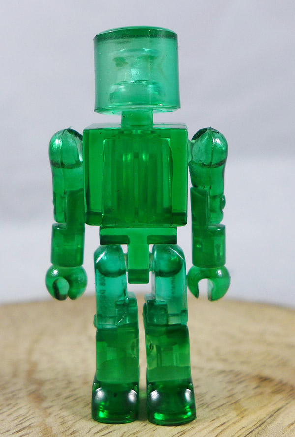 2008 SDCC Translucent Green Loose Minimate (Promotional Logo Single Pack)
