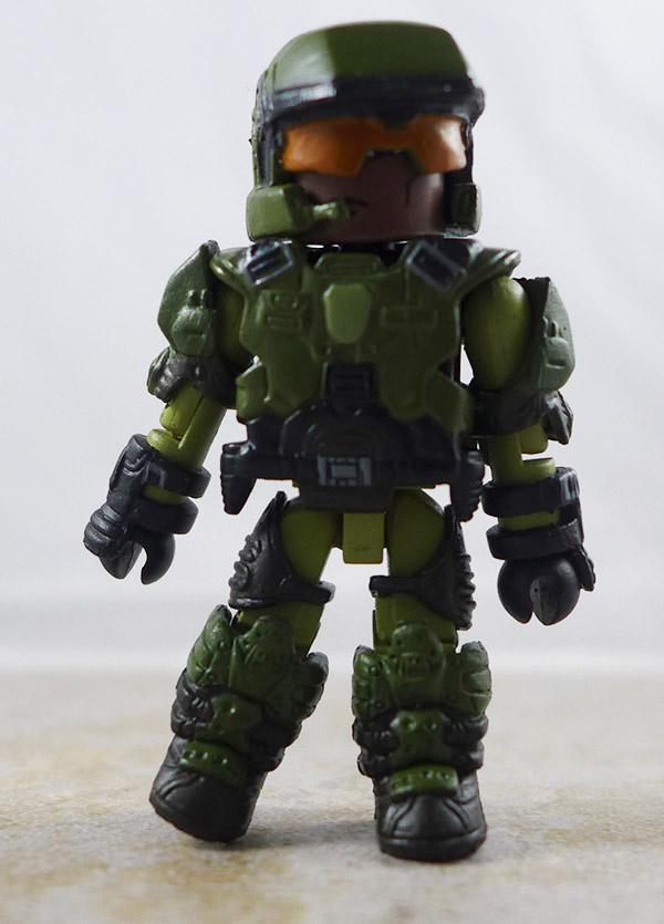 UNSC Marine Partial Loose Minimate (Halo Series 1 Box Set)