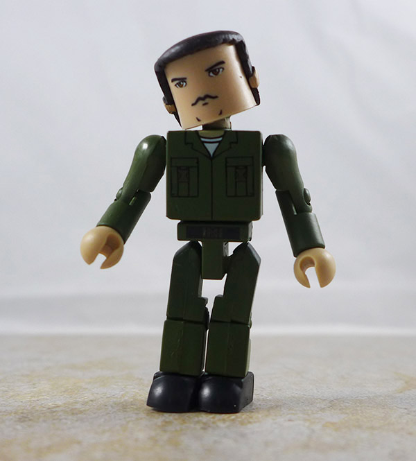 Chief Galen Tyrol Loose Minimate (Battlestar Galactica Wave 3)