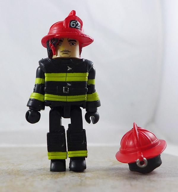 Fire Chief Max Partial Loose Minimate (Marvel NYCC 2011 Exclusive)