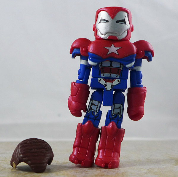 Iron Patriot Loose Minimate (Marvel Dark Avengers #1 Box Set)