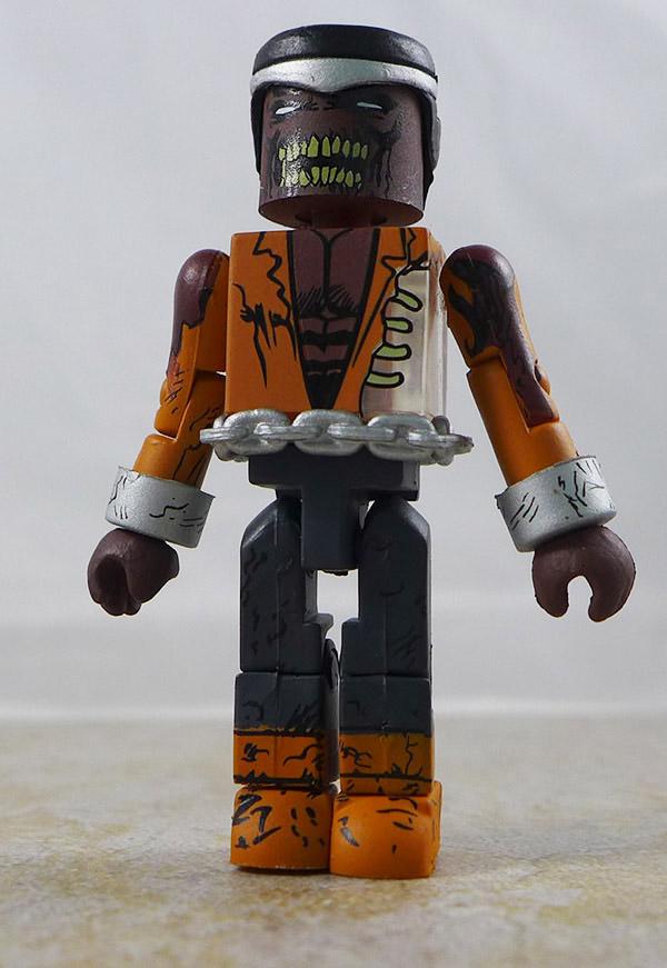 Zombie Power Man Loose Minimate (Marvel Zombies 5-Pack Box Set)