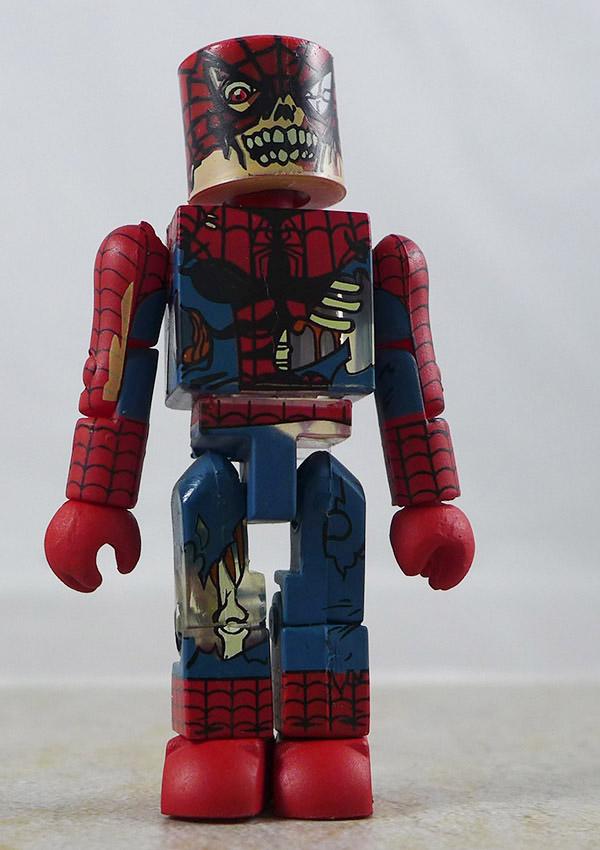 Zombie Spider-Man Loose Minimate (Marvel Zombies 5-Pack Box Set)