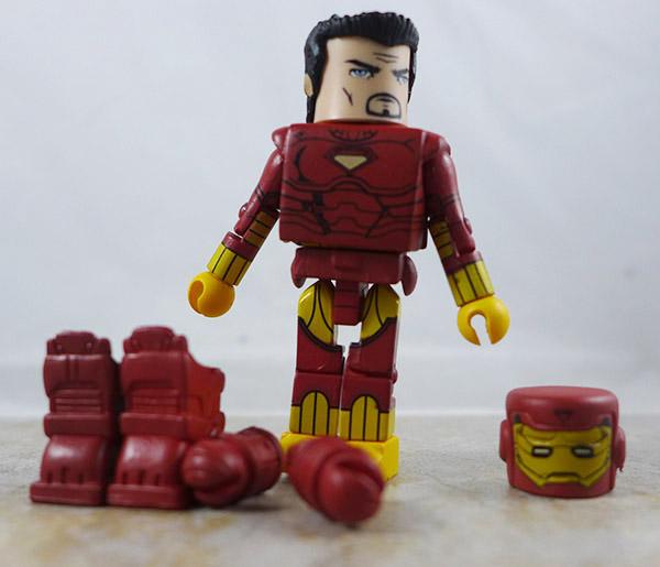 Civil War Iron Man Loose Minimate (Marvel Civil War Box Set)