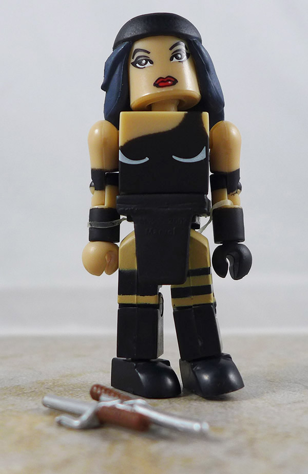 Elektra Black Loose Minimate (Marvel Wave 1)