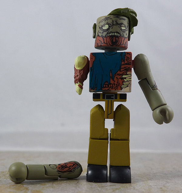 One-Armed Zombie Loose Minimate (Walking Dead Wave 1)