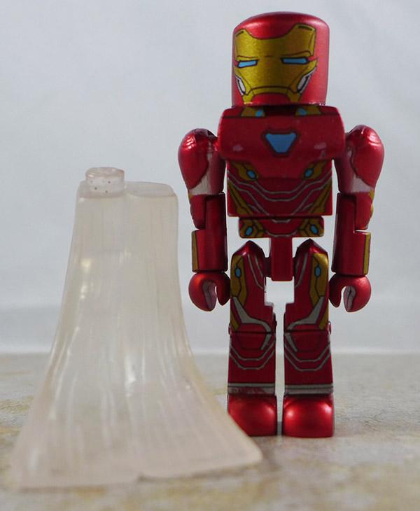 Mark 50 Iron Man Partial Loose Minimate (Marvel TRU Infinity War Wave 1)
