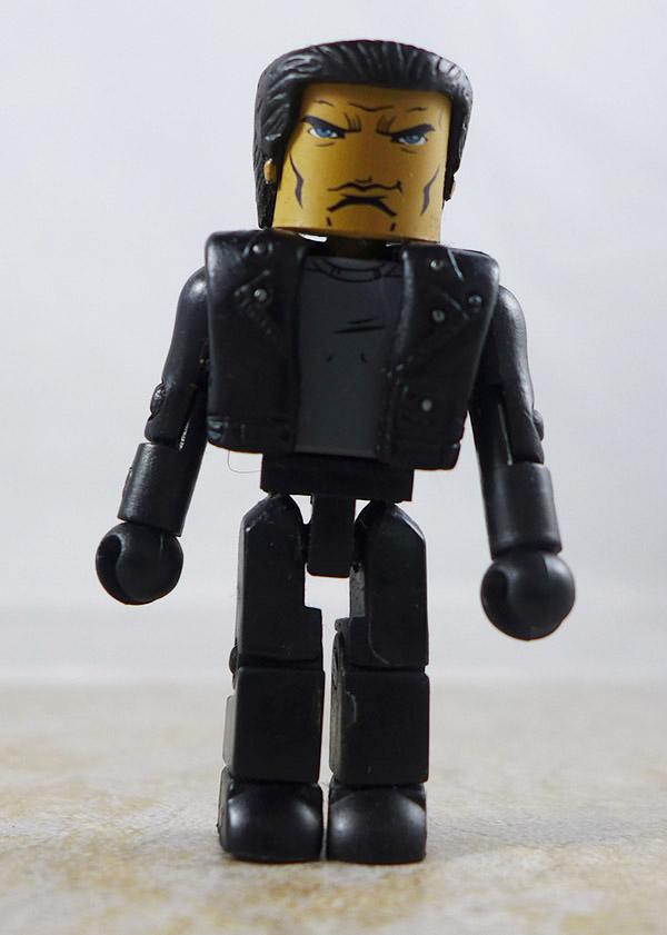 Assault Gear T-800 Partial Loose Minimate (Terminator 2 TRU Wave 1)