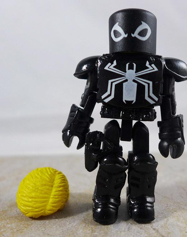 Venom (Flash Thompson) Partial Loose Minimate (Marvel Venom Through the Ages Box Set)