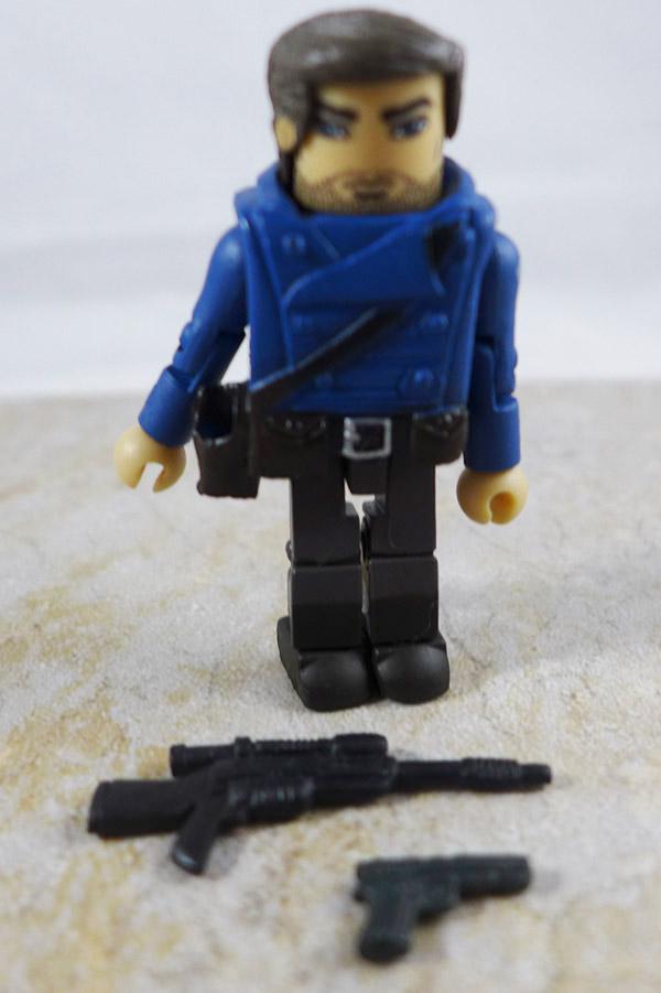 Bucky Loose Minimate (Marvel Wave 40)