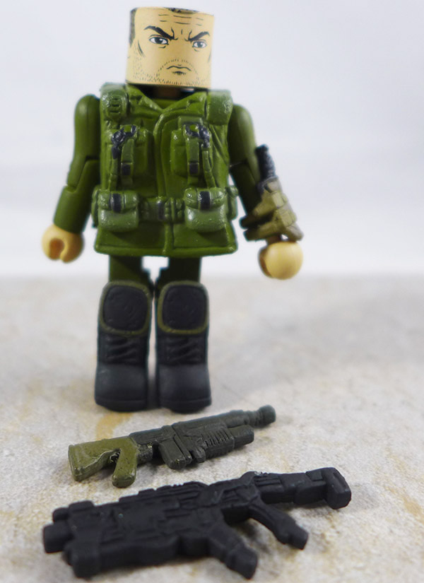 Nathan Hale Loose Minimate (Playstation TRU Wave 1)