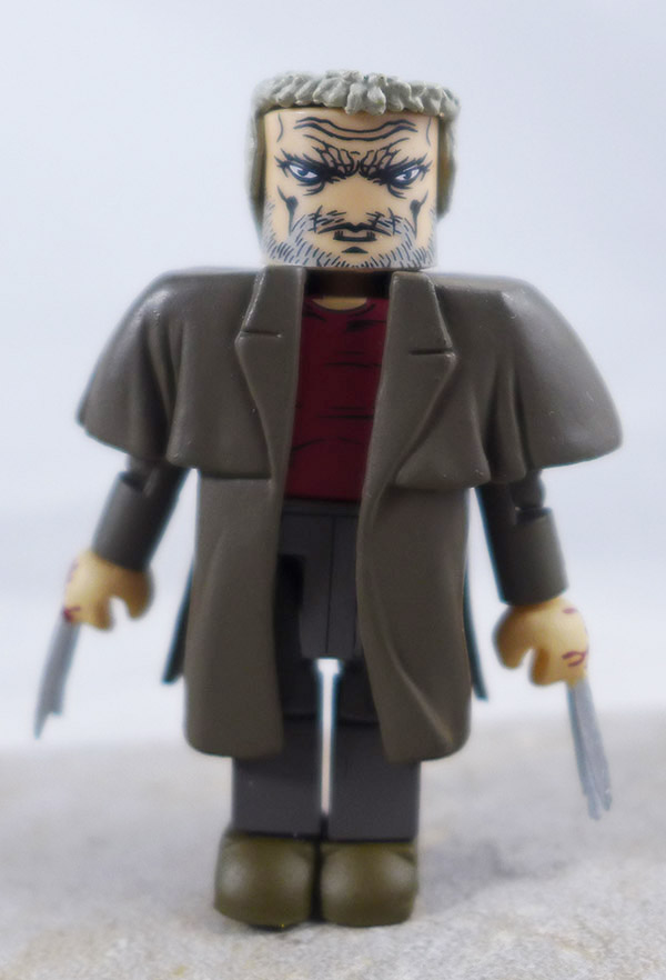 Old Man Logan Loose Minimate (Marvel Wolverine Through the Ages Box Set)
