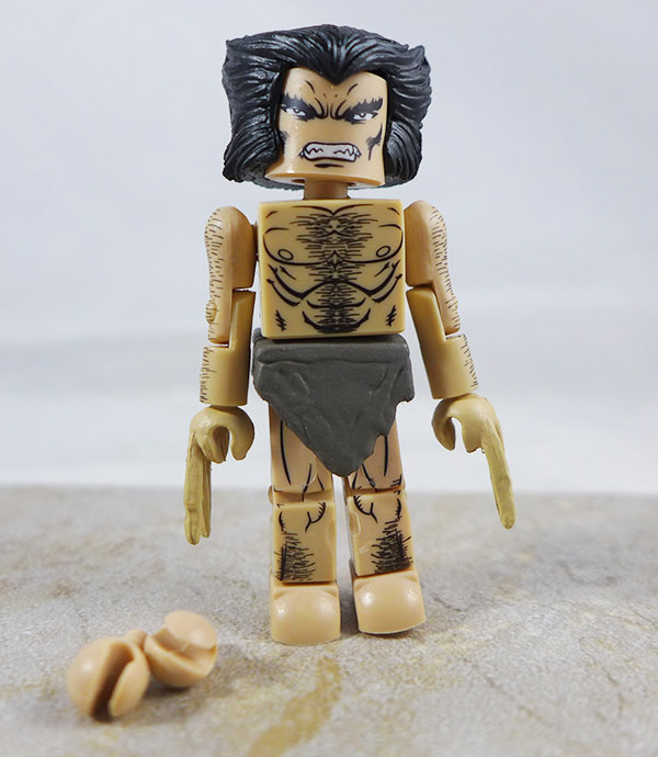 Weapon X Loose Minimate (Marvel Wolverine Through the Ages Box Set)