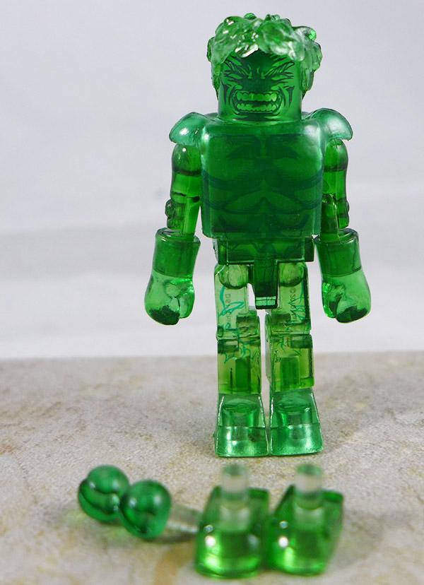 Gamma Hulk Loose Minimate (Marvel TRU Wave7)