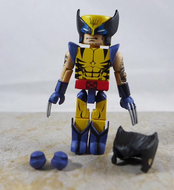Wolverine Loose Minimate (Marvel Wave 28)
