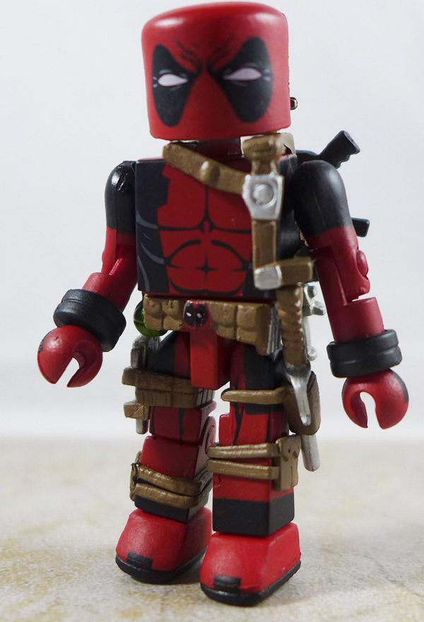 Deadpool Partial Loose Minimate (Marvel Wave 28)