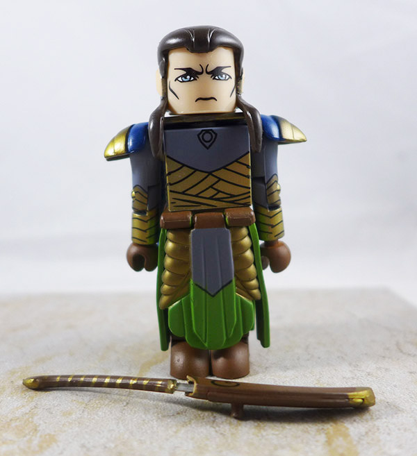 Elrond Loose Minimate (Lord of the Rings SDCC 2005 Exclusive)