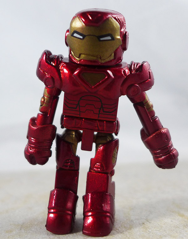 Iron Man Loose Minimate (Marvel TRU Wave 14)