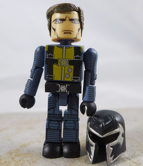 Magneto Loose Minimate (Marvel TRU X-Men First Class Two Packs)