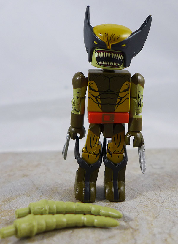 Infected Wolverine Loose Minimate (Marvel Wave 47)