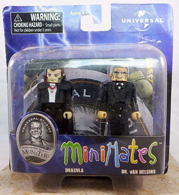 Dracula and Dr. Van Helsing (Universal Monsters TRU Wave 2)