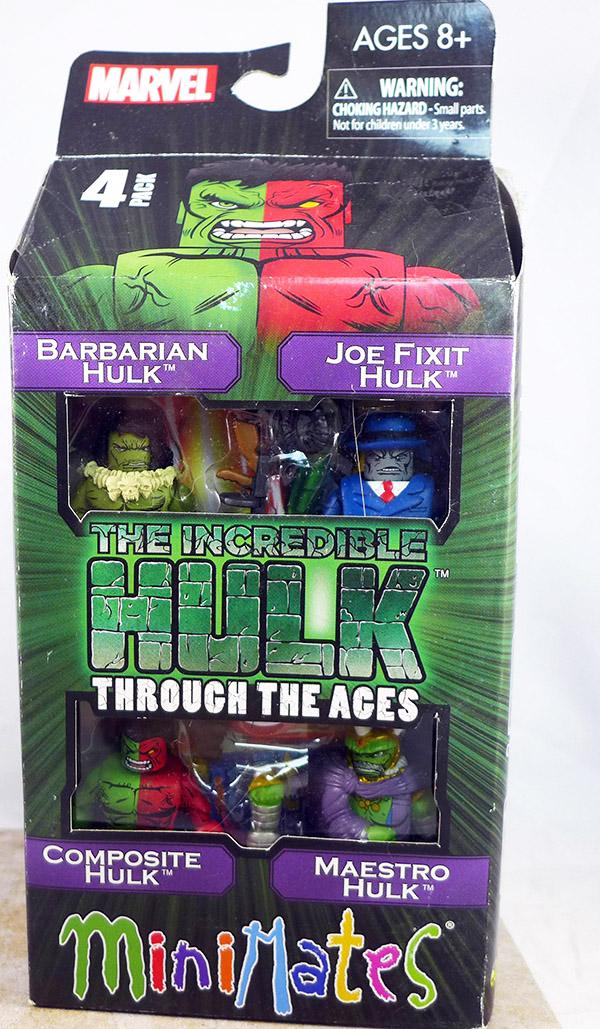 Incredible Hulk Through the Ages (Marvel Box Set)