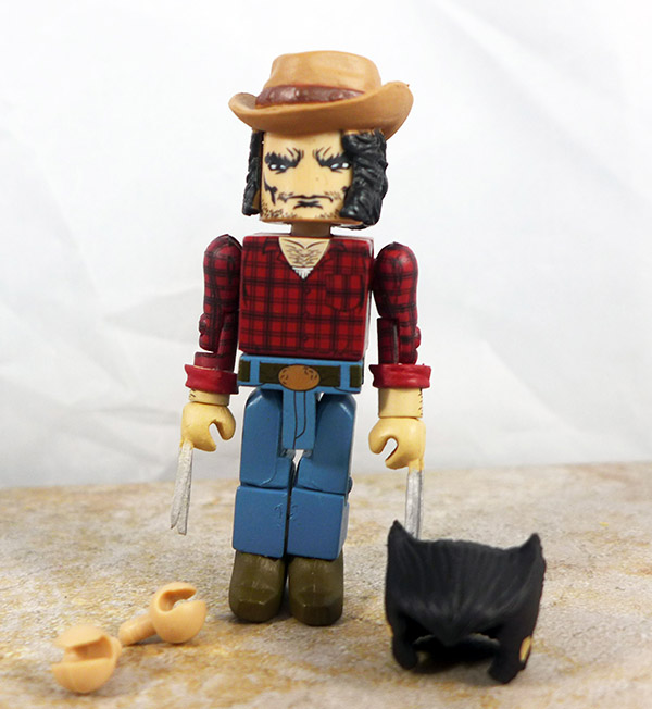 Logan Loose Minimate (Marvel Wolverine Through the Ages Box Set)
