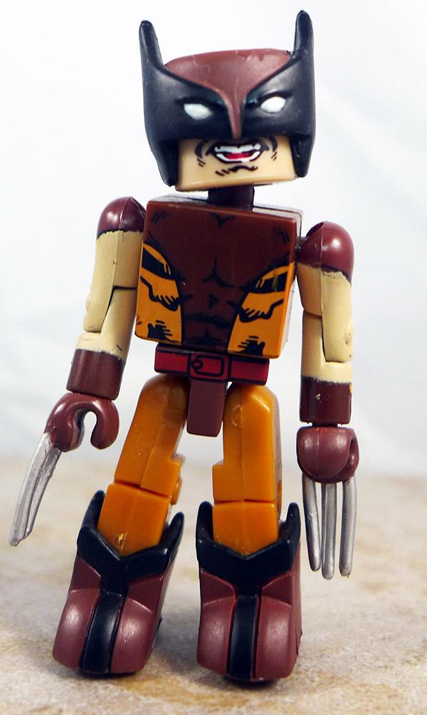 Gaijin Wolverine II Loose Minimate (Marvel Wave 8)