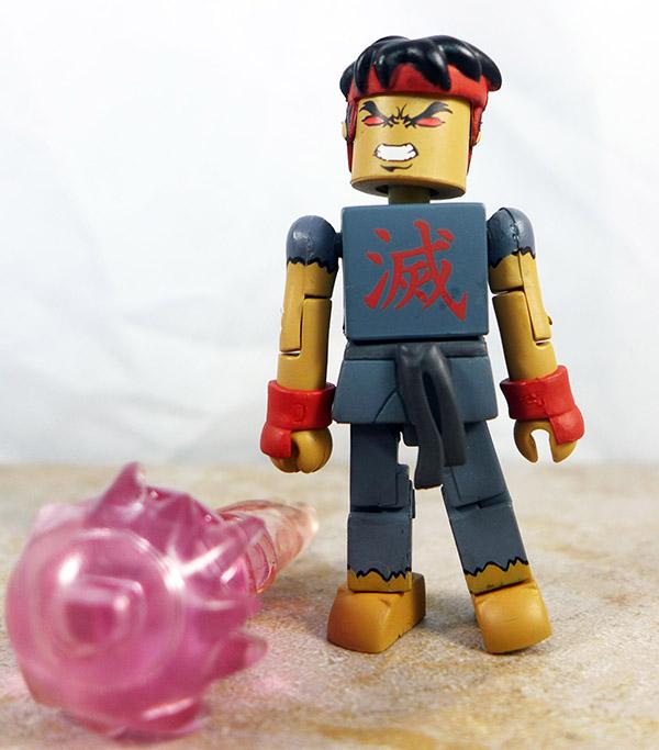 Evil Ryu Loose Minimate (Street Fighter II Exclusives)