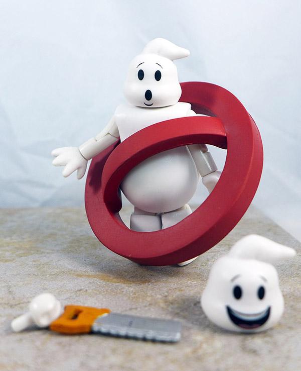 Logo Ghost Loose Minimate (Real Ghostbusters TRU Series 2)