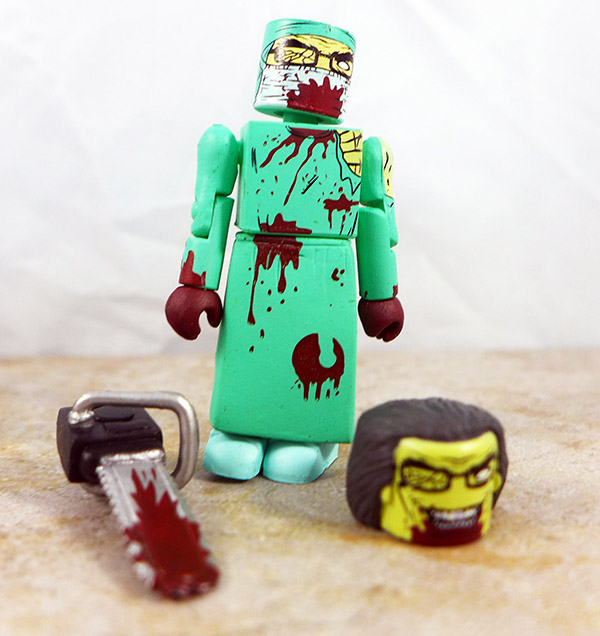 Zombie Surgeon Loose Minimate (Maximum Zombie NYCC Exclusive Two Pack)
