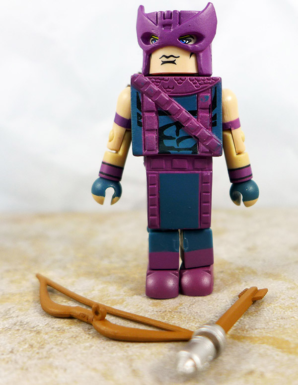 Hawkeye Loose Minimate (Marvel Wave 20)