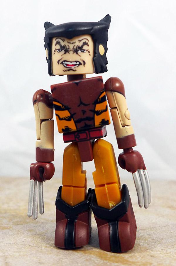 Gaijin Wolverine Loose Minimate (Marvel Exclusives Two Packs)