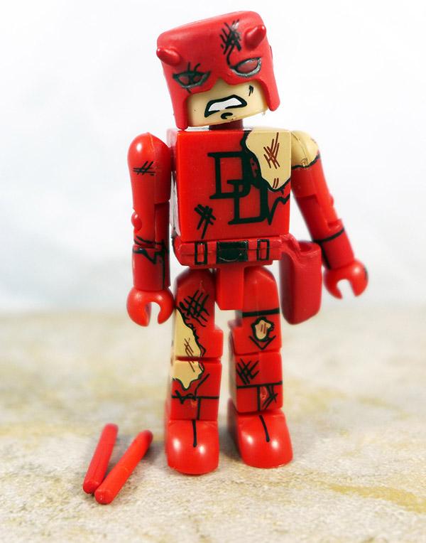 Battle Damaged Daredevil Loose Minimate (Marvel Wave 4)
