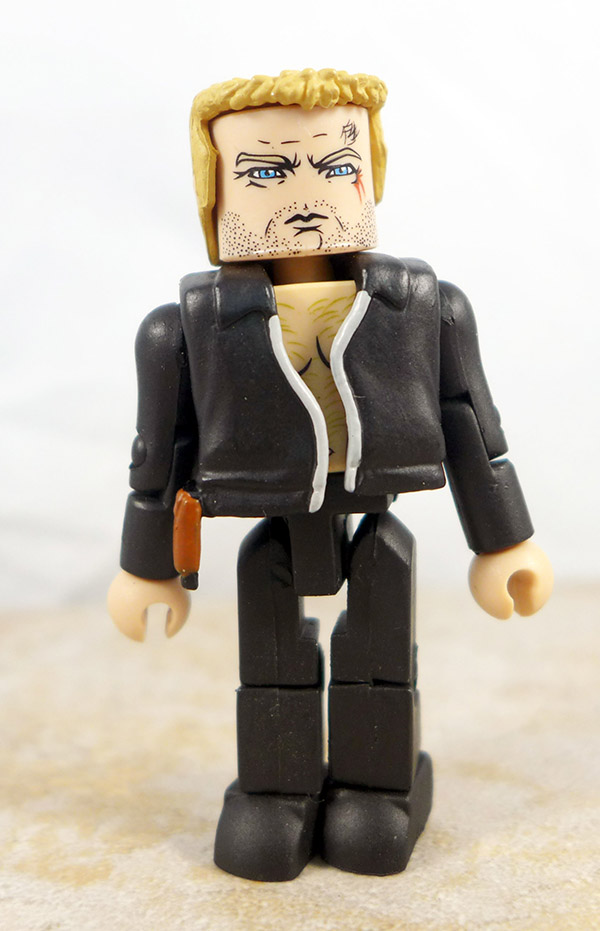 Jack Bauer Loose Minimate (24 End of Day Two Pack)