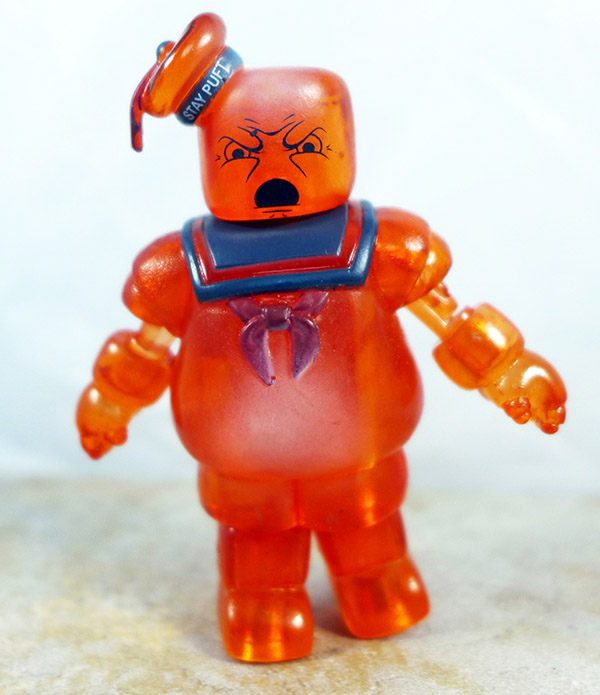 Exploding Stay Puft Loose Minimate (Ghostbusters TRU Series 1)