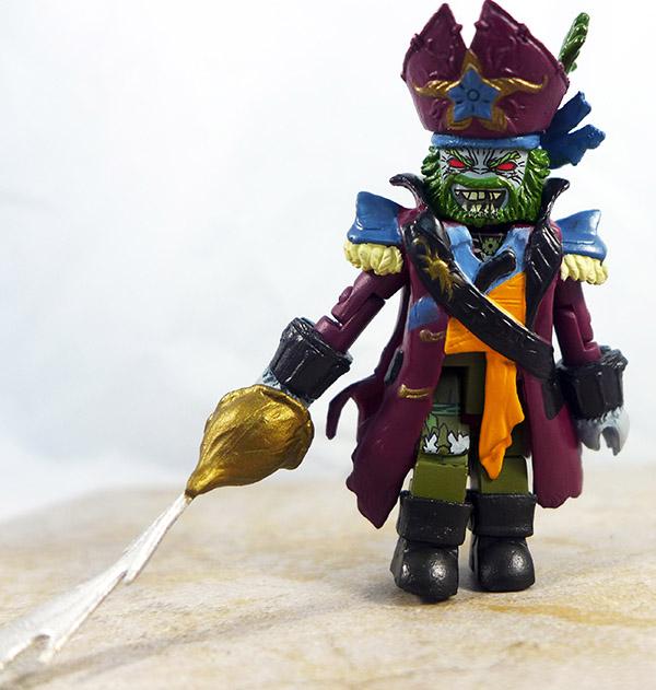 Charles Vanes Loose Minimate (Calico Jack's Pirate Raiders TRU Series 1)