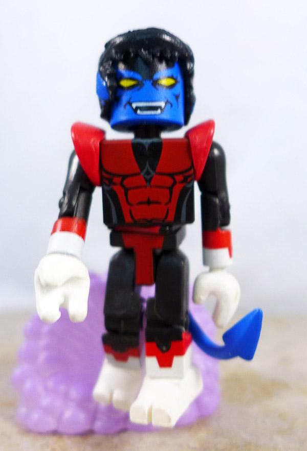 Nightcrawler Loose Minimate (Marvel TRU Wave 11)
